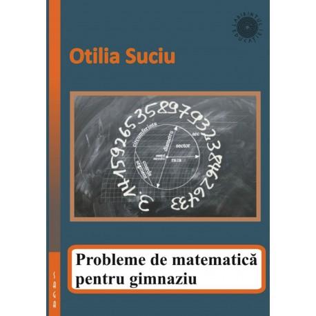 Probleme de matematică pentru gimnaziu