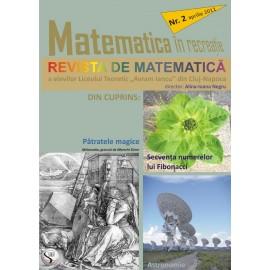 Matematica în recreaţie (nr. 2)